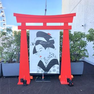 Picture of Japan Gate - Geisha Print 1 & 2