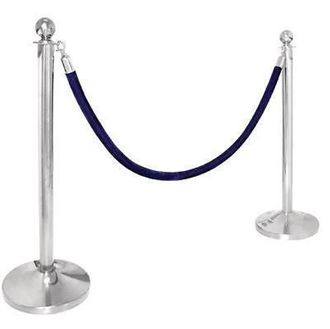 Picture of Bollards - Chrome - Silver