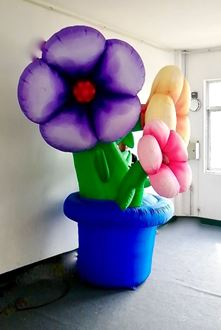 Picture of Inflatable Flowers pots  3m H