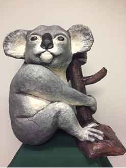 Picture of Koala 3D Statue