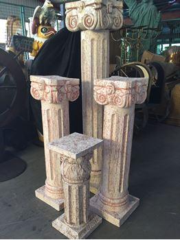 Picture of Columns - paper mache