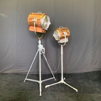 Picture of Movie Lights - vintage / bronze finish