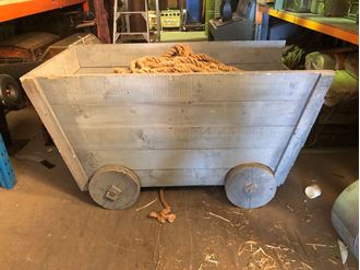 Picture of Mine cart