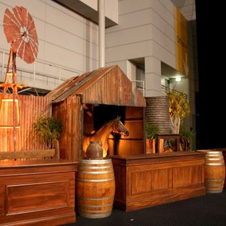 Picture of Bar - Wooden