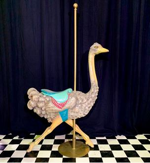 Picture of Carousel Ostrich