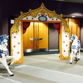 Picture of Circus Entrance (3m)